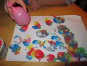 Farben kennenlernen in der krippe